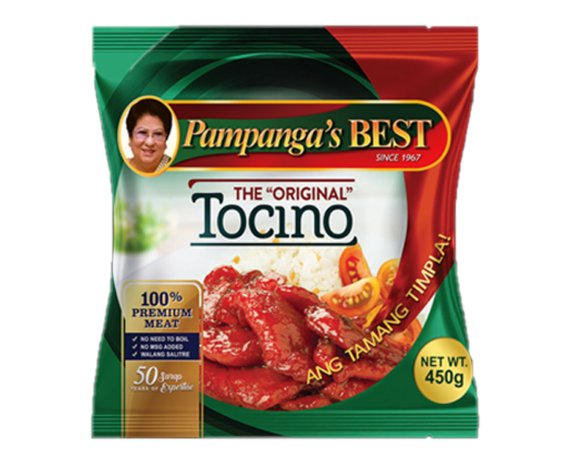 Pampangas Best Tocino 450g Preview